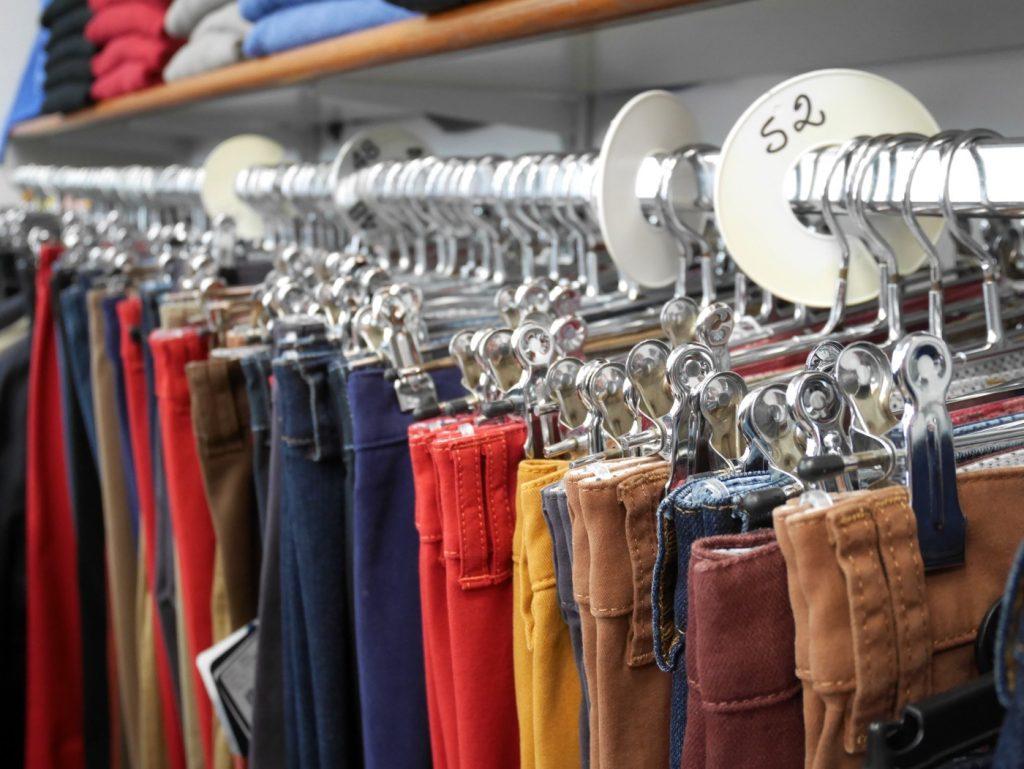 Pantalons jusqu'à taille 54 ou plus