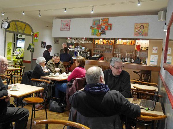Bar le Palais Montmorillon - Salle
