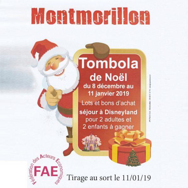 Tombola-noel